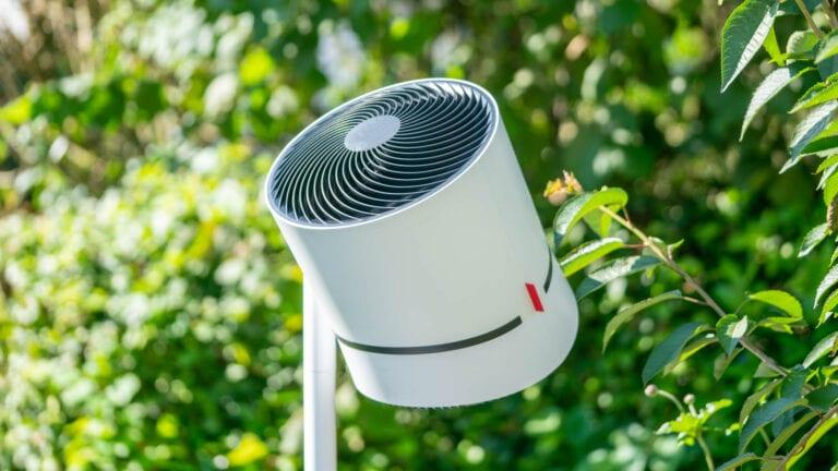 Test: Boneco F220CC, Luftfilter mit dauer EPA-ESP Filter!