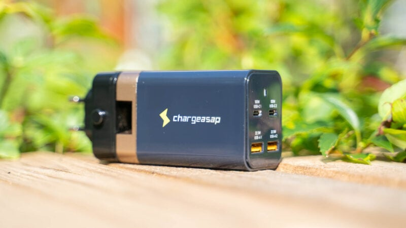 chargeasap omega 200w test review 10