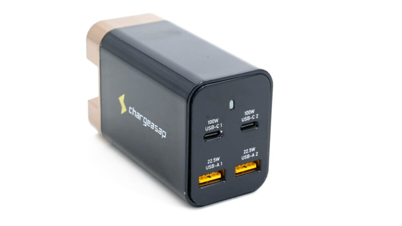 chargeasap omega 200w test review 2