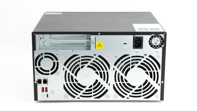 qnap turbo station ts 873a 8g test 5