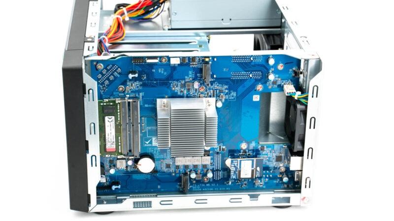 qnap turbo station ts 873a 8g test 7